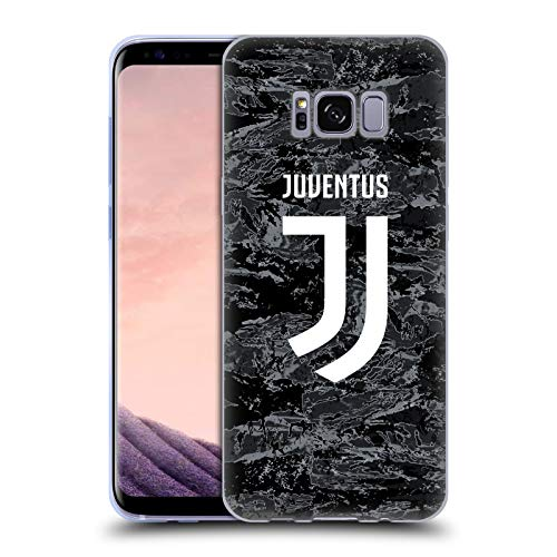 Head Case Designs Offizielle Juventus Football Club Home Goalkeeper 2019/20 Race Kit Soft Gel Huelle kompatibel mit Samsung Galaxy S8