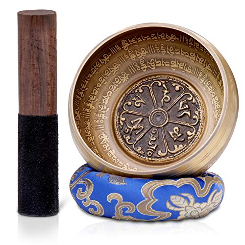 Our #6 Pick is the Dharma House Singing Bowl