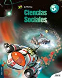 Ciencias Sociales 5º Primaria + Cóndor milenario (Superpixépolis) - 9788426393791