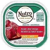 Nutro Core Adult Wet Dog Food Tender Beef Recipe 24x3.5oz
