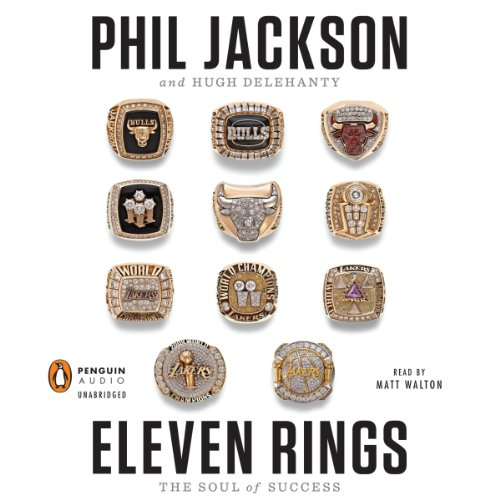 Eleven Rings audiobook cover art