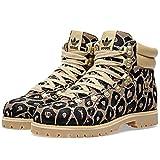 Adidas X Jeremy Scott OBYO Leopard - Botas de senderismo, color Multicolor, talla 44 2/3 EU