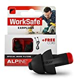 Alpine Hearing Protection WorkSafe Silicon Earplugs