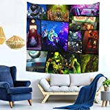 Call Cool Duty Zombies Cold-War Tapestry Customized Tapestries Wall Hanging Home Decor for Bedroom College Dorm Living Room 59 X 59 Inches