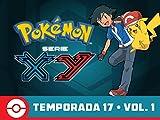 la serie Pokémon XY la serie Pokémon XY