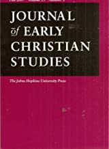 Journal of Early Christian Studies: Journal of the North American Patristics Society - Volume 15, Number 4, Winter 2007