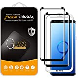 (2 Pack) Supershieldz Designed for Samsung Galaxy S9 Tempered Glass Screen...