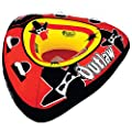 Sportsstuff Outlaw | 1 Rider Towable Tube for Boating