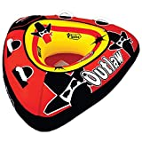 Sportsstuff Outlaw   1 Rider Towable Tube for Boating