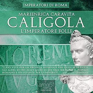Caligola. L'Imperatore folle copertina