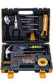 Vigor 3648015– Juego de herramientas con maletín, art. Vau-V130