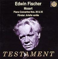 Piano Concertos Nos.20 & 25