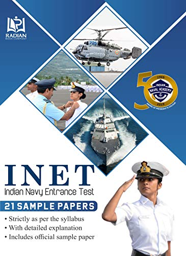Sample papers for INET(Indian Navy Entrance Test)