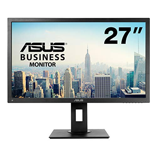 ASUS ビジネスモニター 27インチ 1ms 75Hz HDMI DP D-sub 高さ調整 回転 PS4 FPS AMD FreeSync VP278QGL
