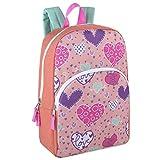 "Best Backpack Kindergartens - Kids Character Backpacks (15"") with Adjustable, Padded Back Review"