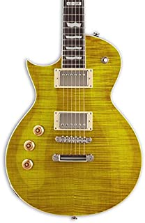 ESP LTD EC-256 Left Handed Electric Guitar, Lemon Drop