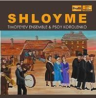 Timofeyev/ Korolenko: Shloyme (Profil: PH12000) by Natalia Timofeyev