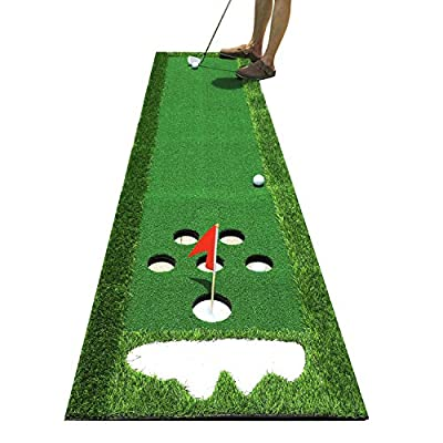 SHOWTIMEZ Golf Putting Matte