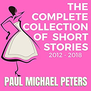 Paul Michael Peters audiobook cover art