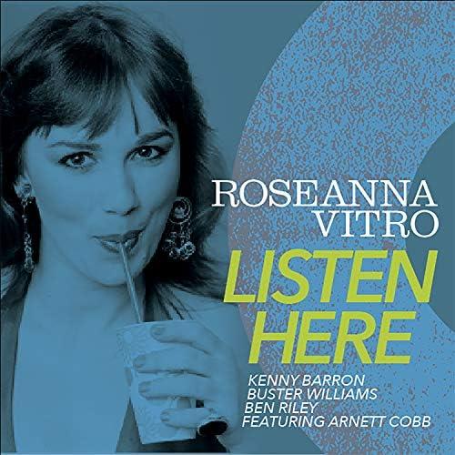Roseanna Vitro feat. ケニー・バロン, バスター・ウィリアムズ & Ben Riley