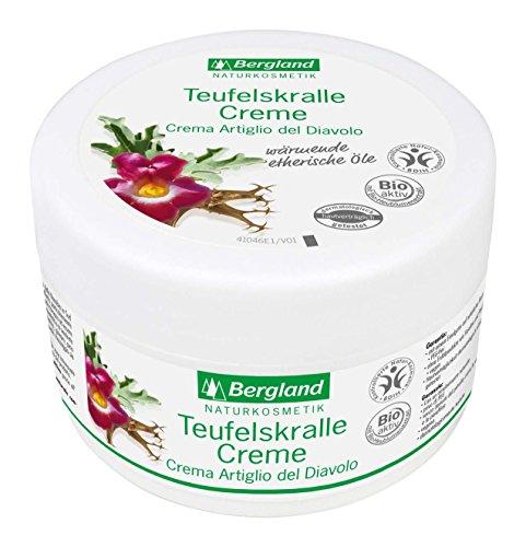 Bergland Crème à la griffe du diable 200 ml
