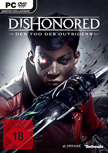 Dishonored: Der Tod des Outsiders - [PC ]