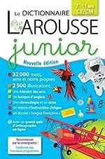 Dictionnaire junior