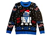 Star Wars Sweater R2D2 Ugly Christmas Sweater