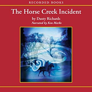 The Horse Creek Incident audiobook cover art