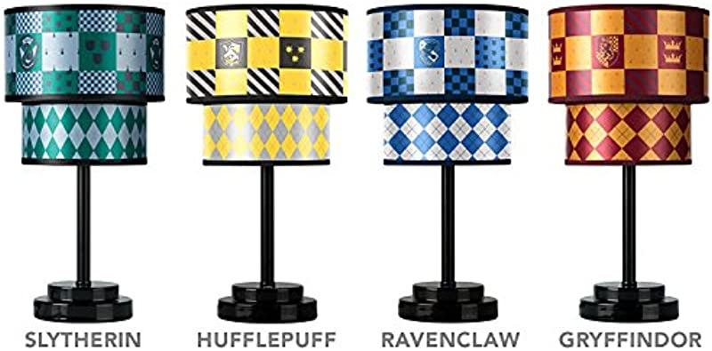 Harry Potter Quidditch Collector S Table Lamp SLYTHERIN