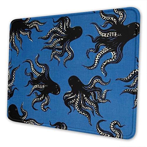 Gaming Mouse Pad Viele Octopus Schreibtisch Gaming Tastaturmatte Rutschfeste Mousepad Gummibasis Viele Octopus