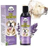 Toulifly Dog shampooing, Shampooing Anti-démangeaisons, Shampooing Soin Naturel pour Cheveux Longs et Courts chez Le Chien, Doux pour la Peau, Soignant et Facile à peigner, Odeur agréable