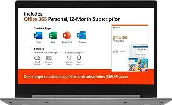 "$178 » 2020 Lenovo IdeaPad 14"" Laptop Computer, AMD A6-9220e 1.6GHz, 4GB Memory, 64GB eMMC Flash Memory, AMD Radeon R4, AC WiFi, Microsoft Office 365, 2 Year Warranty, Gray, Windows 10 Home"