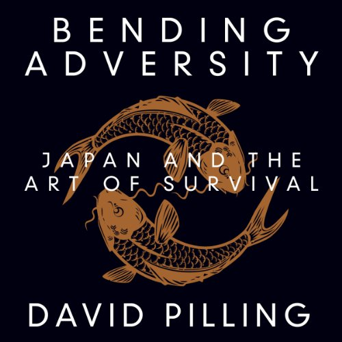 Bending Adversity audiobook cover art