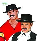 FIESTAS GUIRCA V de Vendetta Sombrero Negro sentía a Matador torero