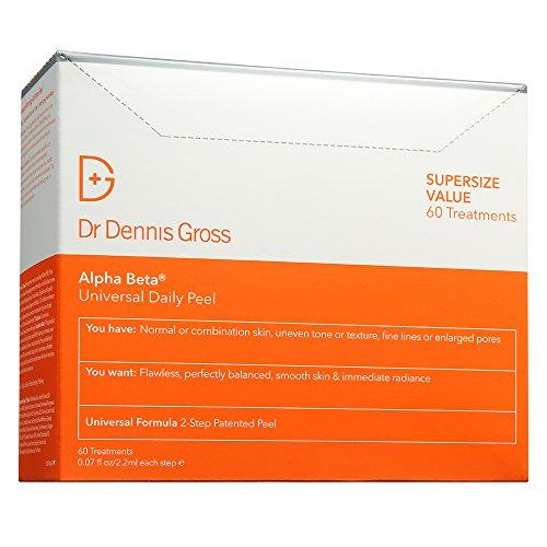 Dr Dennis Gross Alpha Beta Lot de 60 peelings de soin formule originale