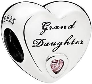 Pandora Granddaughter's Love Charm 796261PCZ