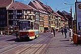542043 Tatra KT4D Articulated Cars Erfurt Eastern Germany
