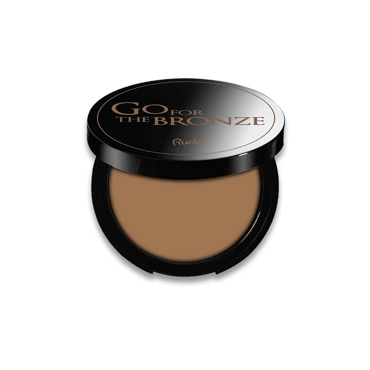 好きである腐食する模索(6 Pack) RUDE Go For The Bronze Bronzer - I Gave It My All (並行輸入品)