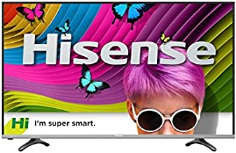 $699 » Hisense 55H8C 55-Inch 4K Ultra HD Smart LED TV (2016 Model)