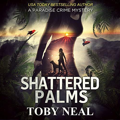 Shattered Palms audiobook cover art