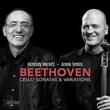 Beethoven - Cello Sonatas & Variations