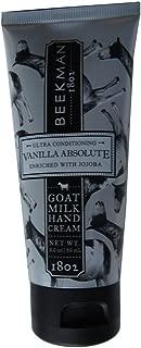 Beekman 1802 Goat Milk Hand Cream 2.0 oz (Vanilla Absolute)