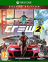 The Crew 2 Deluxe Edition - Xbox One [video game]