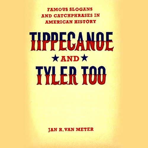 Tippecanoe and Tyler Too audiobook cover art
