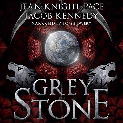 Grey Stone audiobook cover art