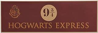 Wizarding Apothecary Hogwarts Express 9 3/4 Banner