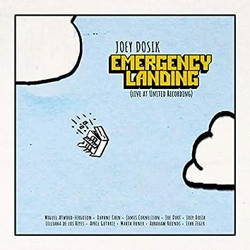 Emergency Landing (Live at United Recording)