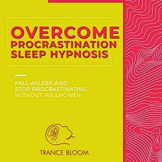 Overcome Procrastination Sleep Hypnosis cover art