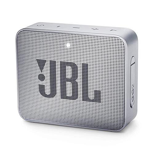 JBL GO 2 - Altavoz inalámbrico portátil con Bluetooth, resistente al...